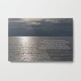 Light of the World Metal Print