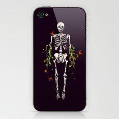 Dead is dead iPhone & iPod Skin