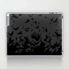 An Unkindness of Ravens (Grey) Laptop & iPad Skin
