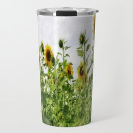 Rigby Idaho - Reaching For The Sun Travel Mug