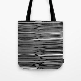 ASH - grey & black variegation Tote Bag
