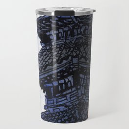 Japan : Koshoji Temple Pagoda Travel Mug