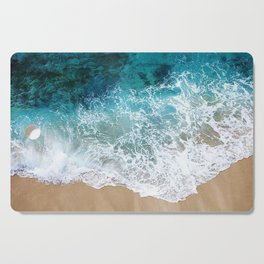 Ocean Waves I Cutting Board