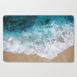Ocean Waves I Cutting Board