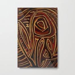 Egyptian abstraction Metal Print