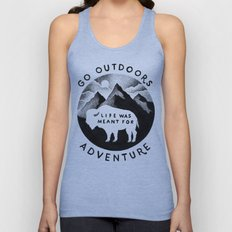 OUTDOORS Unisex Tank Top