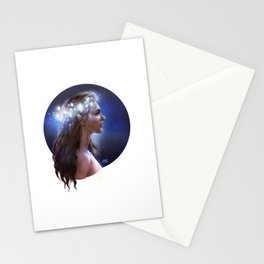 Stars eternal Stationery Cards