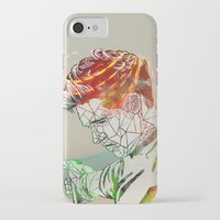 niall iPhone & iPod Cases featuring Geometric Niall by Peek At My Dreams