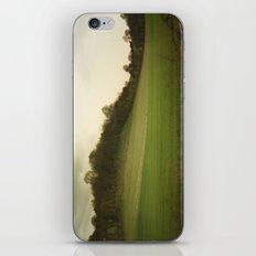 green meadows iPhone & iPod Skin