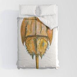 Brown Horseshoe Crab Comforters