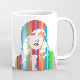 Stevie Nicks | Pop Art Coffee Mug