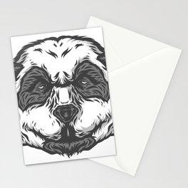 Brooding Panda Stationery Cards