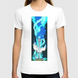 Lapis Summoning Fire T-shirt