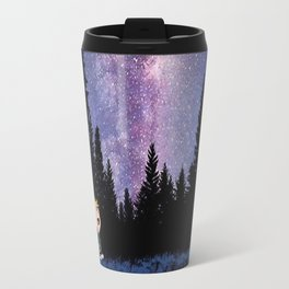 calvin and hobbes dreams Travel Mug