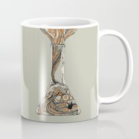 science Mugs featuring Science & Wonder by Huebucket