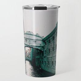 Famous Arch Travel Mug