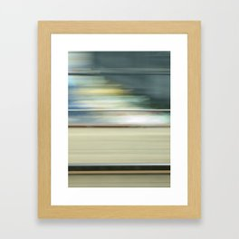 One zero one one zero nine two. Framed Art Print