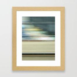 One zero one one zero nine two. Framed Art Print