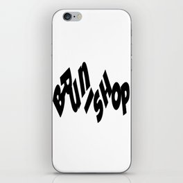 Bruni Shop - 6 iPhone Skin