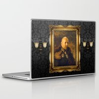 replaceface Laptop & iPad Skins featuring Bruce Willis - replaceface by replaceface