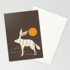 Dazed Gaze Stationery Cards