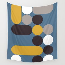 Domino 05 Wall Tapestry