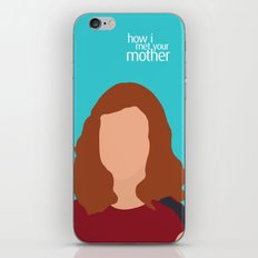 Lily Aldrin HIMYM iPhone & iPod Skin