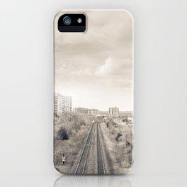 Vantage Point iPhone Case