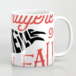 Famous French Writers Coffee Mug