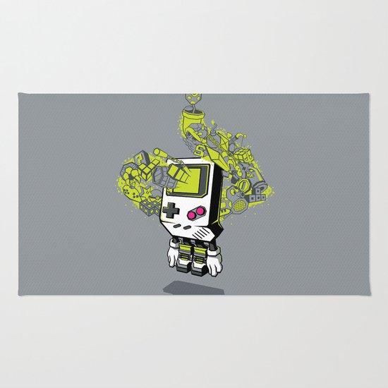 Pixel Dreams Rug