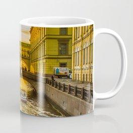 Swan Canal in St. Petersburg Coffee Mug