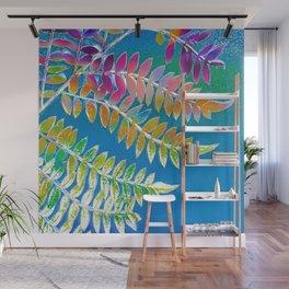 Azure Daydream Wall Mural