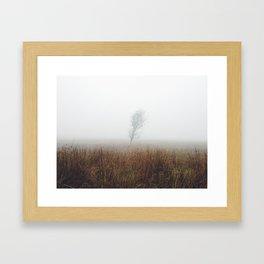 Blacka Moor Framed Art Print