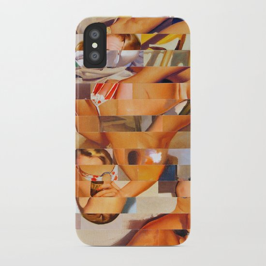The Young and the Restless (Provenance Series) iPhone Case