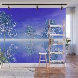 tree art -3- Wall Mural