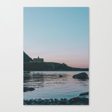 Prince of Wales Hotel, Waterton Canvas Print