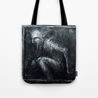 jack frost Tote Bags featuring Jack Frost by Kadvit