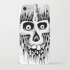 Skully Line Slim Case iPhone 8