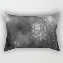spider web Rectangular Pillow