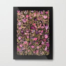 Ocular Garden Metal Print