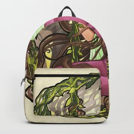 Hands off my swingest Backpack