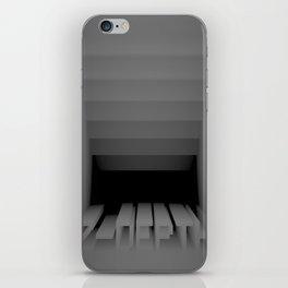3D Z-DEPTH iPhone Skin
