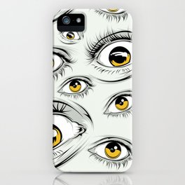 E. 03 iPhone Case
