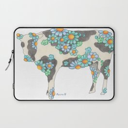 Skim Milk Cow (The skinnier version of my Chocolate Milk Cow Laptop Sleeve