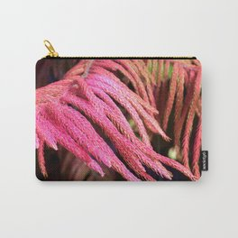 Alien pink wird plant forest Carry-All Pouch