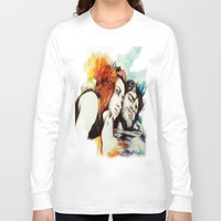 eternal sunshine Long Sleeve T-shirts featuring Eternal Sunshine by Alycia Plank