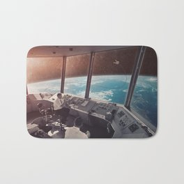 Control Tower Bath Mat