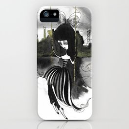 By the river iPhone Case