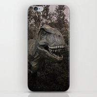 dinosaurs iPhone & iPod Skins featuring Dinosaurs by TaLins