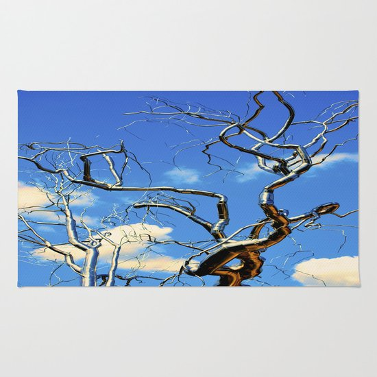 Tree Of Floyd Rug